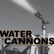 Water Cannons - Elkhart Brass