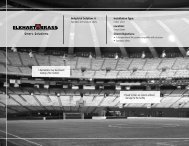 Industrial Systems Format: Case Study, Indoor Arena ... - Elkhart Brass