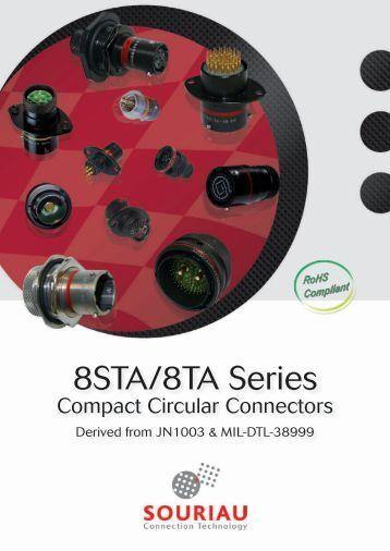 8STA/8TA Series - Souriau