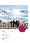 Antarktis Luxus-Expedition - Kuoni Reisen - Page 3