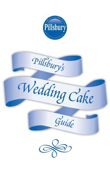 wedding cake guide - Pillsbury Baking