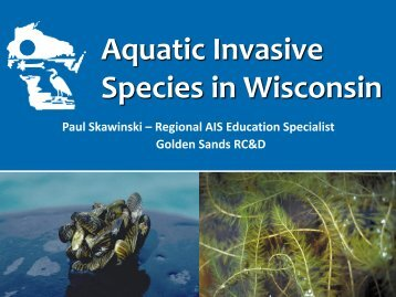 Aquatic Invasive Species, Rivers, and You - Portage County