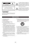 PC100USB - Fostex - Page 2