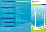 leaflet - Scottish and Southern Energy Power Distribution