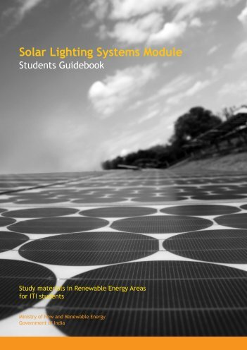 Layout - Guidebook_Solar Photo voltaic.indd - Ministry of New and ...
