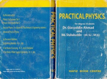 PRATICAL PHYSICS by DR. Giasuddin Ahmed - Get a Free Blog
