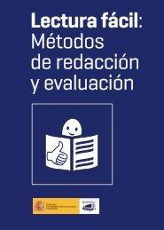 Lectura fácil: Métodos de redacción y evaluación