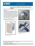 Volume Control Dampers Remotely Operated Balancing Dampers ... - Page 3