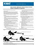 Volume Control Dampers Remotely Operated Balancing Dampers ... - Page 7