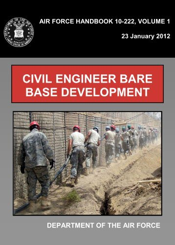 AFH 10-222, VOLUME 1 Civil Engineer Bare - The Whole Building ...