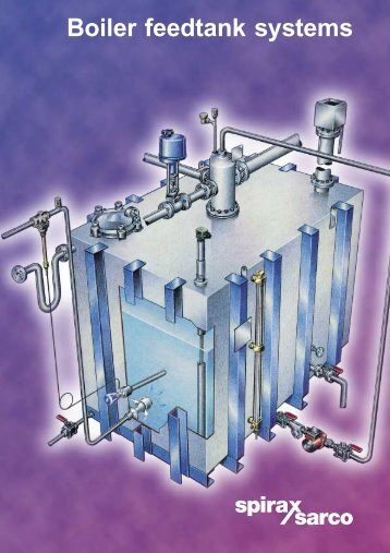 Boiler feedtank systems - Spirax Sarco
