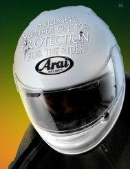 2013 brochures - Arai