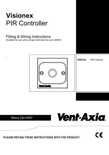vent axia va100xt wiring diagram   32 wiring diagram