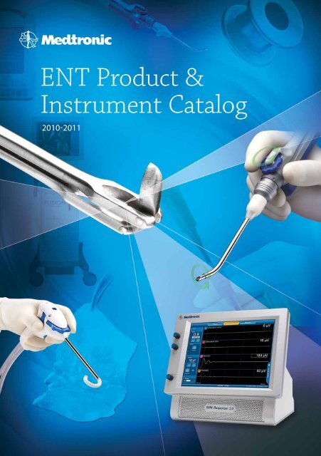 Medtronic ENT Instruments