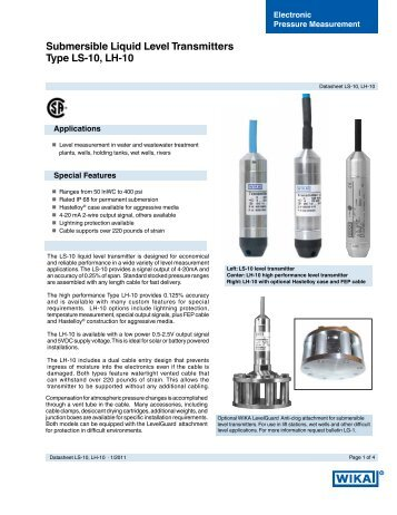 submersible liquid level transmitters type ls 10 lh 10 wika?quality=85 industrial pressure transmitters type hp 1 wika  at love-stories.co