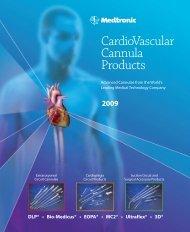 Arterial Cannulae - Medtronic