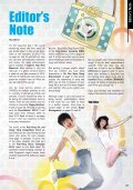 October 2012 Choices Magazine for Teens - Central Narcotics Bureau - Page 3