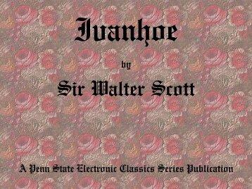 Sir Walter Scott - World eBook Library