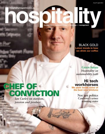 download Hospitality April 2011 - Foodservice Gateway