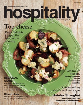 download Hospitality May 2011 - Foodservice Gateway