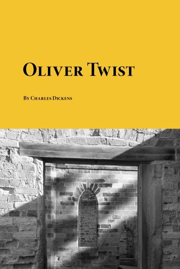 Oliver Twist - Planet eBook