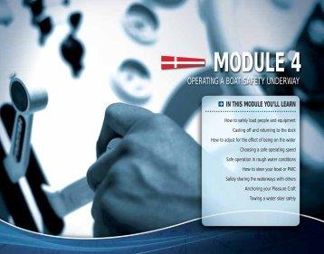 MODULE 4 - BOATsmart!