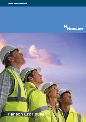 Hanson Ecohouse Brochure - BRE