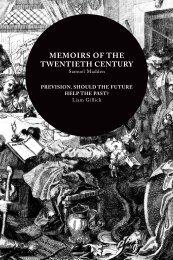 MEMOIRS OF THE TWENTIETH CENTURY - halmos - Us.com