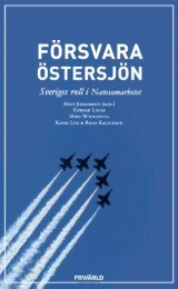 F%C3%B6rsvara-%C3%96stersj%C3%B6n-Sveriges-roll-i-Natosamarbetet-Friv%C3%A4rld-2013