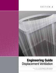 Engineering Guide Displacement Ventilation - Price HVAC
