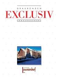 Graubünden Exclusiv - Hotel Laaxerhof
