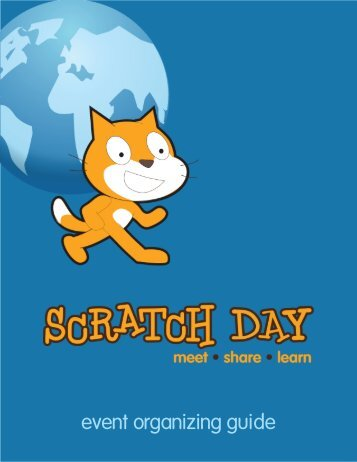 event organizing guide - Scratch Day - MIT