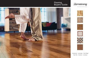 Armstrong Flooring Buyers Guide