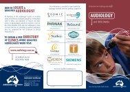 what is otitis media? - Audiological Society of Australia