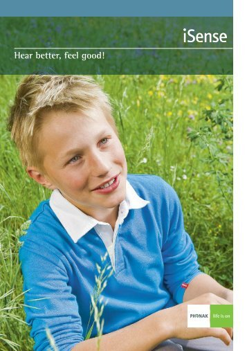 Parent and Teacher Brochure - Phonak