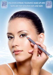 Discover Extreme Tolerance Make-up And Skincare For - Butterflies ...