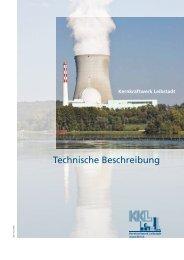 Das KKL - Kernkraftwerk Leibstadt AG