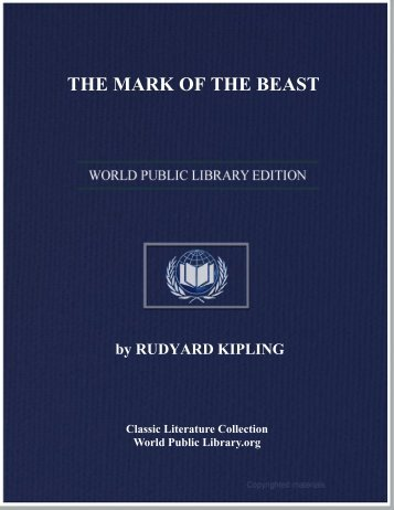 THE MARK OF THE BEAST - World eBook Library - World Public ...