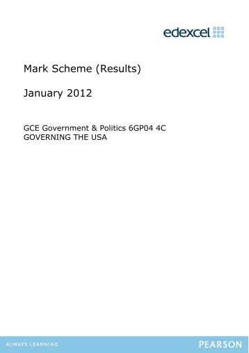 edexcel gce biology coursework mark scheme