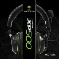 Ear Force XP500 - Turtle Beach