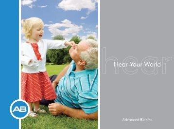 Hear Your World - Advanced Bionics