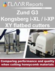 Zund G3 Kongsberg i-XL / i-XP XY flatbed cutters - large-format ...