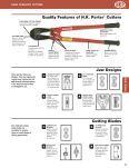 Manual Cutters Hydraulic Cutters Pneumatic Cutters Since 1880 ... - Page 5