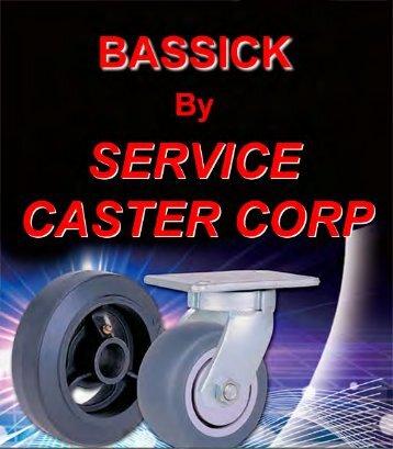 Bassick Catalog - Service Caster Corporation