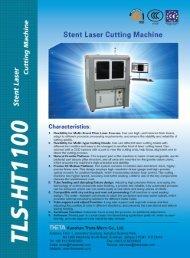 Stent Laser Cutting Machine Stent Laser