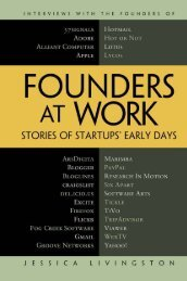 Founders at Work.pdf - Altpere Consulting