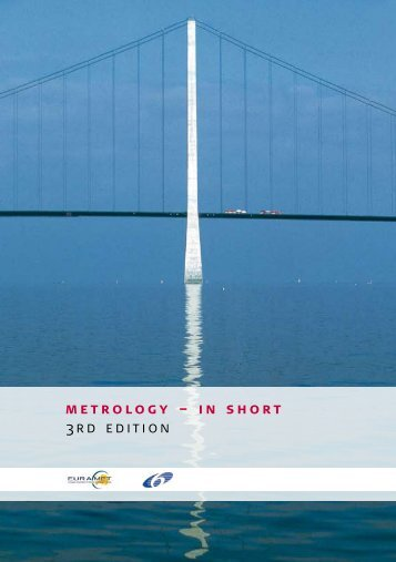 metrology – in short 3rd edition