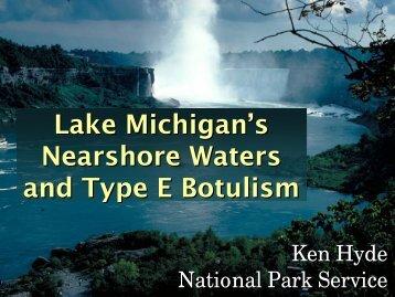 Lake Michigan's Nearhsore Waters and Type E Botulism