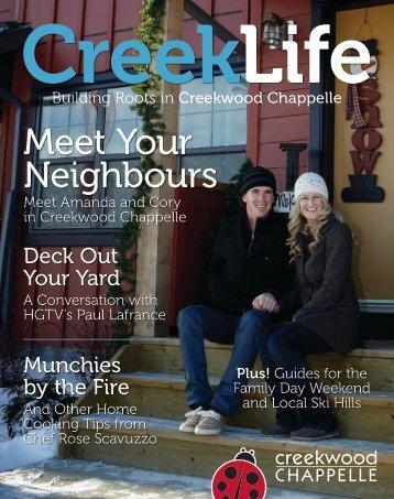 Meet Amanda and Cory in Creekwood Chappelle