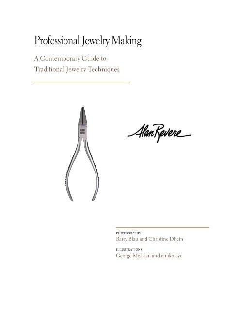 Professional Jewelry Making - Brynmorgen Press